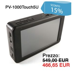 Lawmate PV-1000 Touch5U